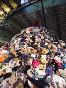 Pile of coats